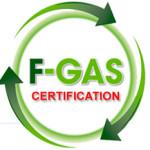 certificata F-gas