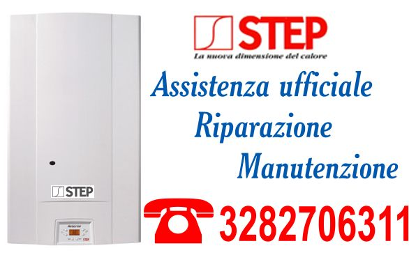 Assistenza ufficiale caldaie Step Caselle Torinese