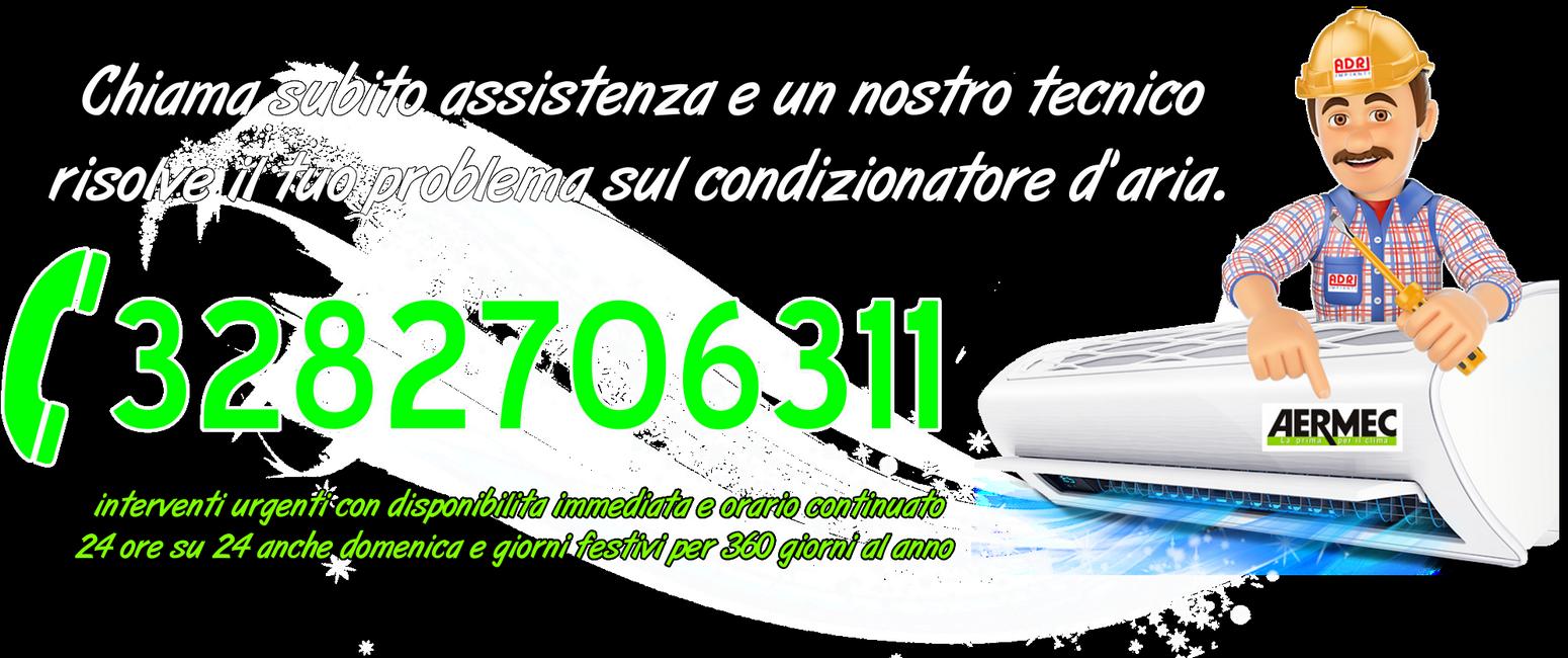 Assistenza condizionatori Aermec Torino