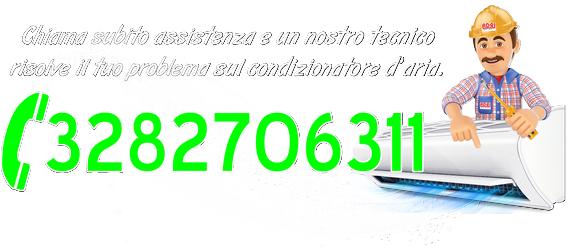 Assistenza condizionatori Lamborghini Orbassano