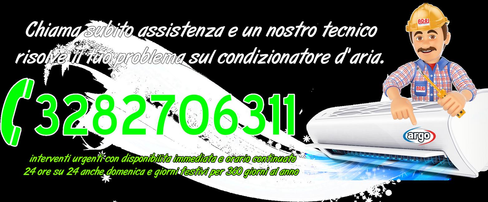 Assistenza condizionatori Argo Torino