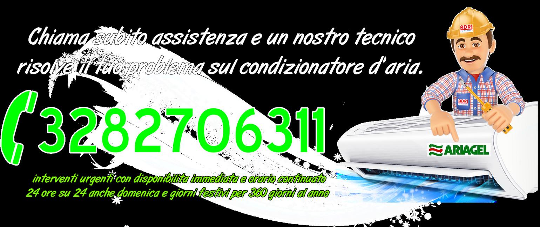 Assistenza condizionatori Ariagel Torino