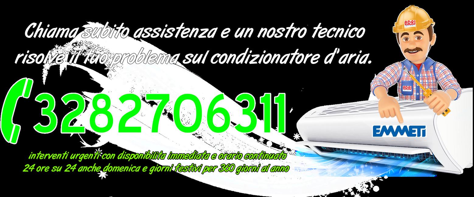 Assistenza condizionatori Emmeti Torino