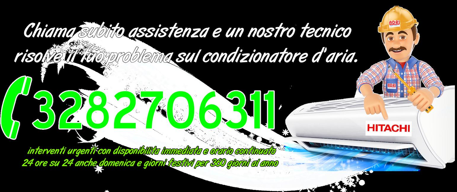 Assistenza condizionatori Hitachi Torino