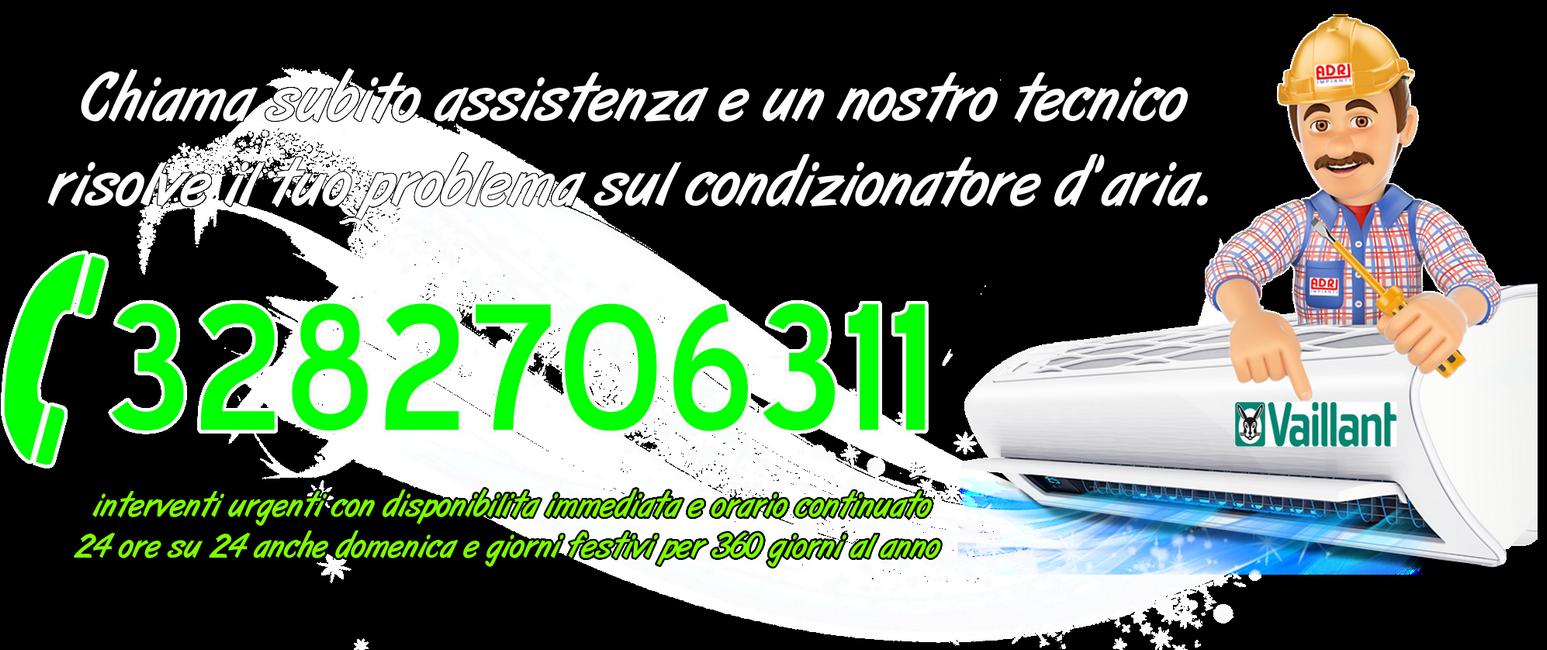 Assistenza condizionatori Vaillant San Donato