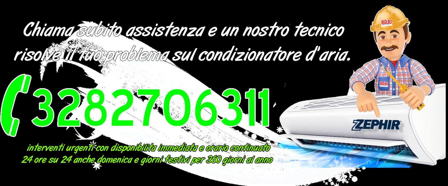 Assistenza condizionatori Zephir Torino