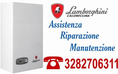 Assistenza ufficiale caldaie Lamborghini Torino