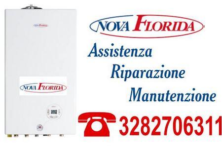 Assistenza caldaia Nova Florida Torino
