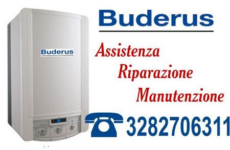 Assistenza caldaia Buderus Torino