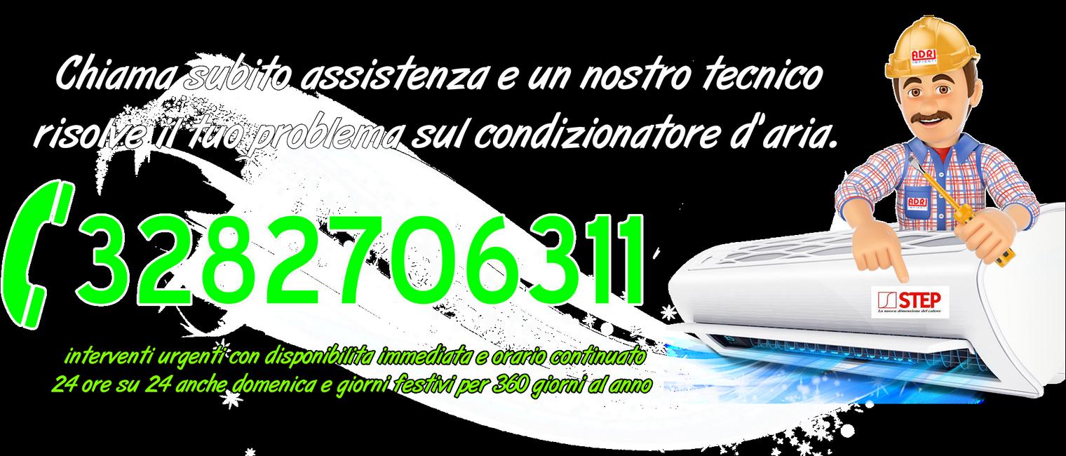 Assistenza condizionatori Step Torino