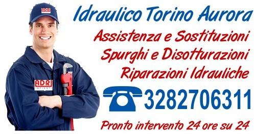 Idraulico Torino Borgo Po