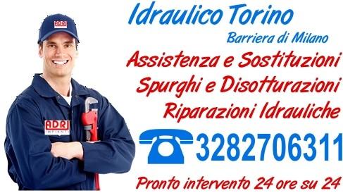 Idraulico Mombello di Torino Economico