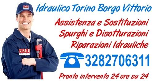 Idraulico Torino Aurora