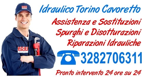 Idraulico Torino Cavoretto