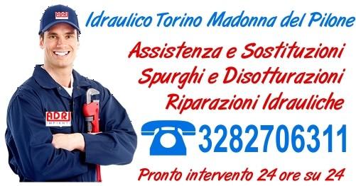 Idraulico Torino Madonna del Pilone