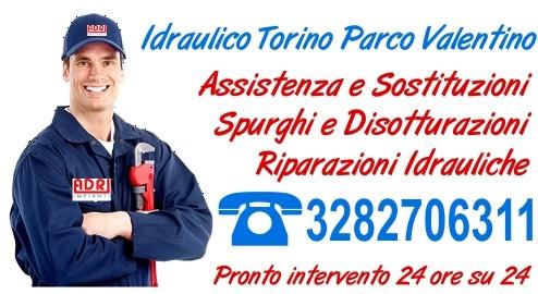 Idraulico Torino Parco Valentino