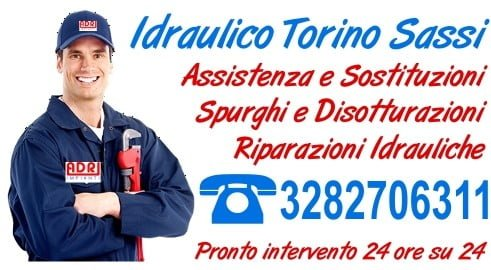 Idraulico Torino Sassi