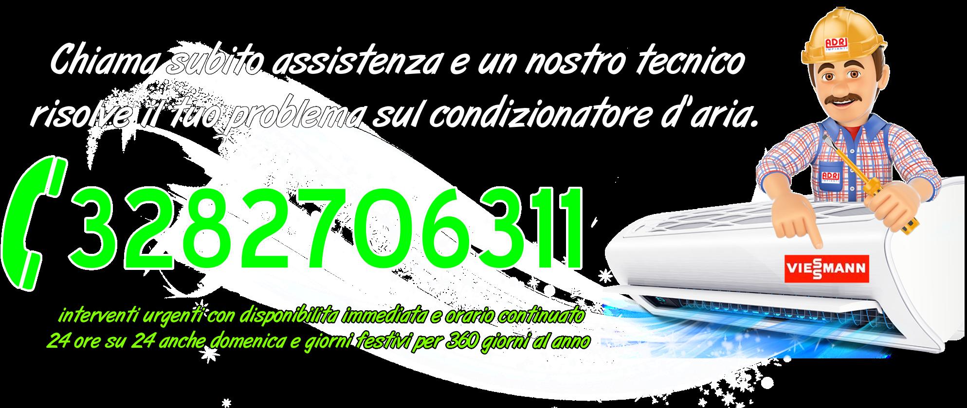 Assistenza condizionatori Viessmann San Mauro Torinese