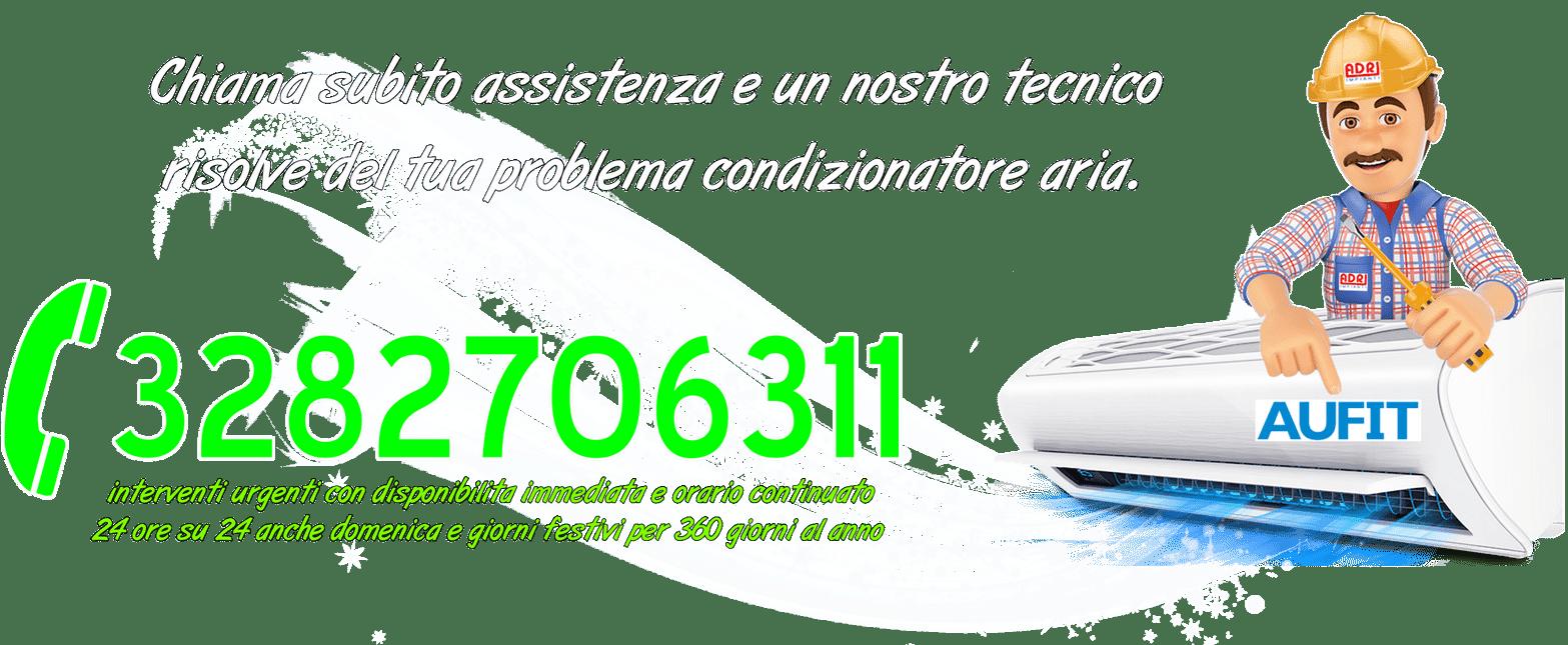 Assistenza condizionatori Aufit Torino