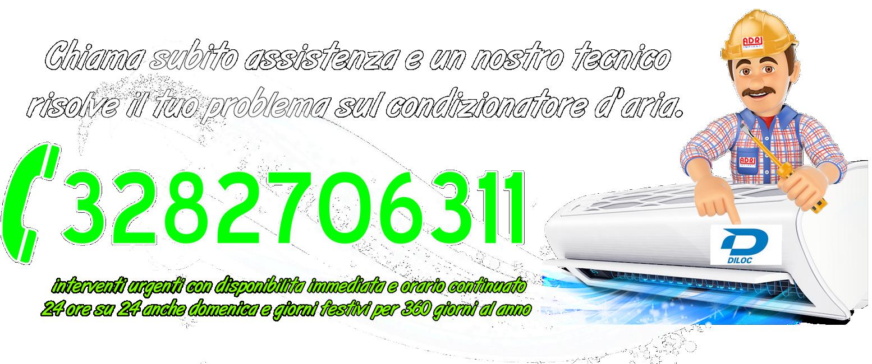 Assistenza condizionatori DILOC Torino